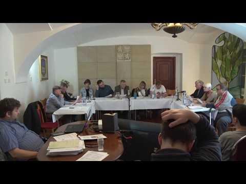 Zastupitelstvo města Hoštky 7. zasedání 2.3.2020