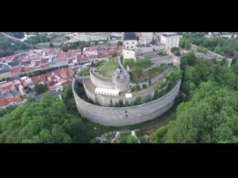 Slovenské hrady a zámky v peknom videu