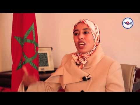 أمينة ماء العينين للأيام 24: لا أتقاضى 120 ألف درهم وقاموس عيوش