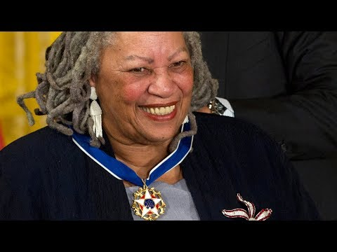 Toni Morrison was 'my hero,' says author