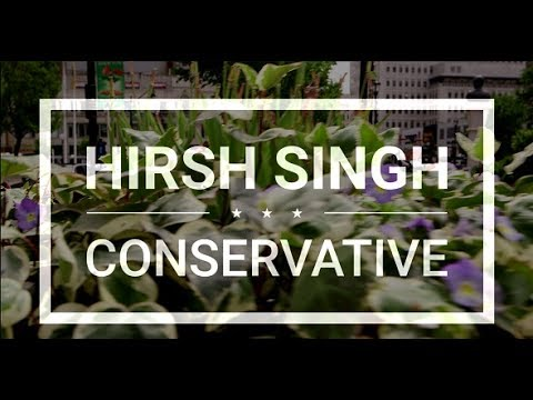 Hi, I'm Hirsh Singh I'm an engineer in other words, a trained problem solver. I make solutions and Get Results! Career politicians make empty promises and they think they're entitled to run our state; They're not. We need a conservative to fight for the rights of the people. A results-driven leader who can solve the problems in Trenton and not create new ones. I'm Hirsh Singh a conservative problem solver from New Jersey and I'm running for Governor.