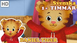 Daniel Tigers Kvarter - Komplett Episoder Sammanställning 1 HR + (HD - Svenska)