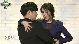 Ji Yeon(T-ARA) - Never Ever, 지연(티아라) - 1분 1초, Show Champion 20140611