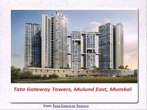 Tata Gateway Towers -- Pre Launch By Tata Group, Mumbai