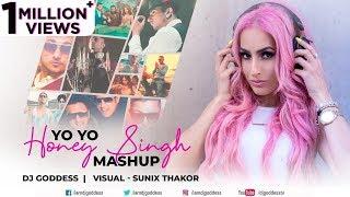 Yo Yo Honey Singh Mashup – Dj Goddess