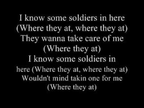 destinys child soldier lyrics
