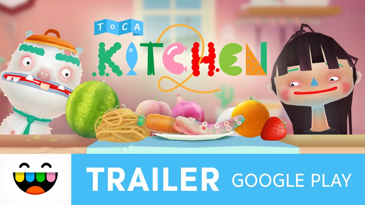 Играй Toca Kitchen 2 На ПК 1