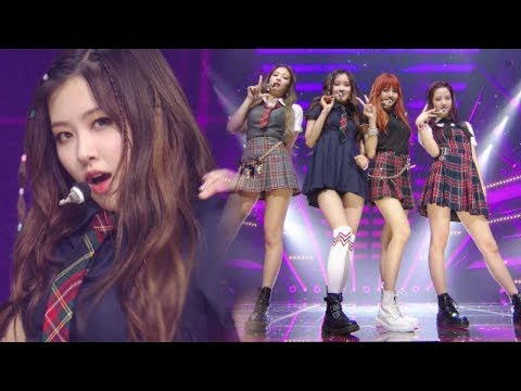 《EXCITING》 BLACKPINK (블랙핑크) - AS IF IT'S YOUR LAST (마지막처럼) @인기가요 Inkigayo 20170716
