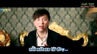 Nỗi đau xót xa - Minh Vương [ Karaoke ] beat