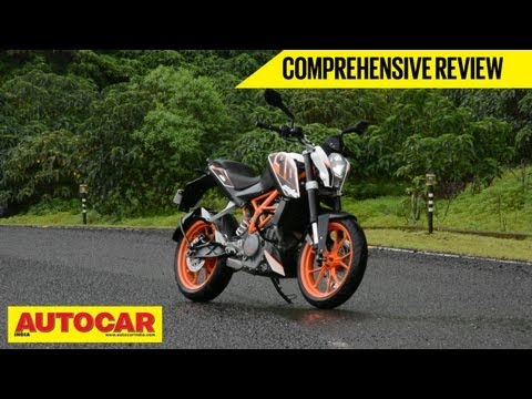 KTM 390 Duke | Comprehensive Review | Autocar India