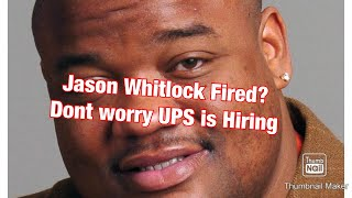 Jason Whitlock is Fired from FoxSports (Thank God)