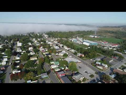 Early Rouses Point Morning Fog  9-21-20