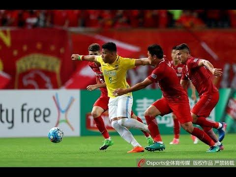 Jiangsu Guoxin-Sainty vs Guangzhou Evergrande