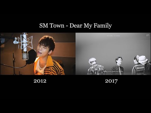 SM Town - Dear My Family (2012 - 2017)