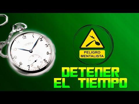 DETENER EL TIEMPO   STOP TIME