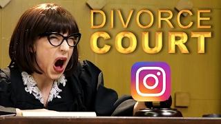 SOCIAL MEDIA DIVORCE COURT