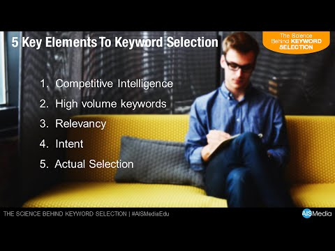 Healthcare Marketing: The Science Behind Keyword Selection [Webcast]