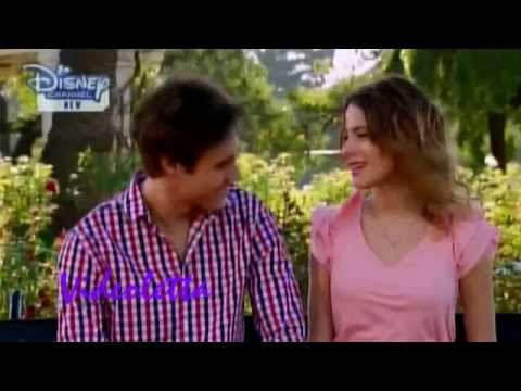 Violetta 2 English - Vilu and Leon spend the afternoon together Ep.70