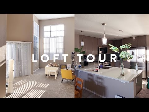 MY NEW LOFT | unofficial modern apartment tour