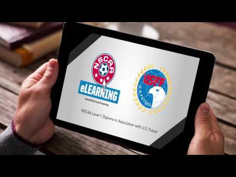 Coaching Futsal: Level 1 Futsal Diploma Teaser