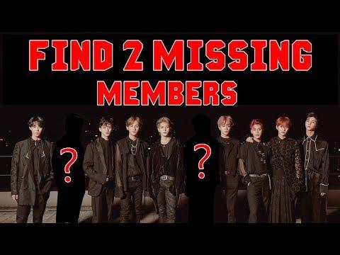 FIND 2 MISSING MEMBERS IN EACH KPOP GROUP !!