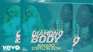Mavado, Stefflon Don - Diamond Body [Official Audio]