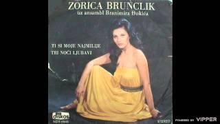 Zorica Brunclik - Tri noci ljubavi - (Audio 1979)
