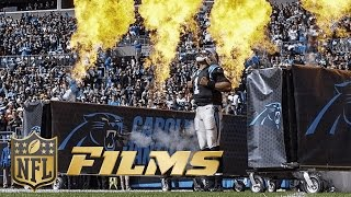 Cam Newton's Amazing Mic'd Up Game! (Week 11) | NFL Films
