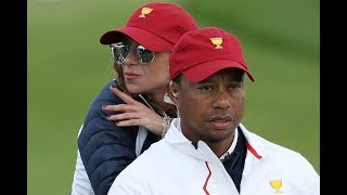 Who is Tiger Woods' girlfriend Erica Herman? And how long has the golf star been with restaurant man