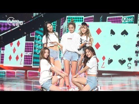 [MPD직캠] 레드벨벳 직캠 DUMB DUMB Red Velvet Fancam @엠카운트다운_150917