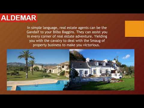 Estate Agents For Property In Moraira