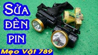 cách sửa đèn pin dễ nhất quả đất