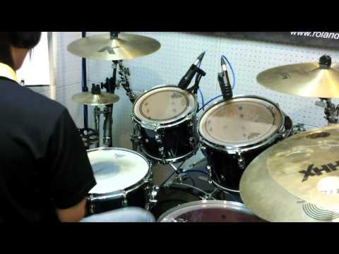 A-Mei 張惠妹 掉了 Drum Cover By 阿哲