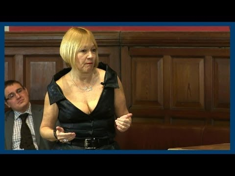 We Are All Feminists | Cindy Gallop | Oxford Union - YouTube