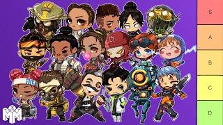 The Apex Legends Tier List (Season 9)