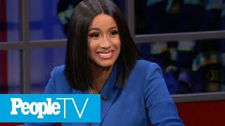Cardi B Says Giving Birth To Kulture 'Broke' Part Of Her — Hear Her Real Mom Confession | PeopleTV