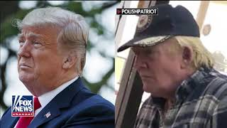 Video of Man Who Looks Just Like President Trump Goes Viral