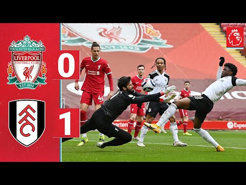Highlights: Liverpool 0-1 Fulham | First-half goal the difference at Anfield
