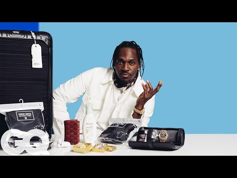 10 Things Pusha T Can't Live Without | GQ
