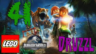 Exploring the Aviary - [41] - Let's Play Lego Jurassic World