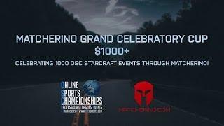 Турнир по StarCraft II: (Lotv) (21.11.2018) Matcherino Grand Celebratory Cup - группа C