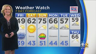 CBS 2 Weather Watch (5 P.M. April 18, 2019)