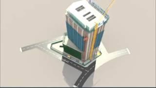 Vietcombank Tower - BIM 4D