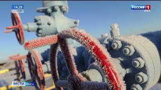 Голубое топливо начало исчезать ещё в двух районах Омской области