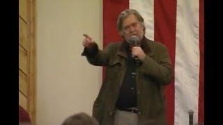 WOW: Steve Bannon SLAMS Mitt Romney at Final Judge Roy Moore Rally on Eve of Alabama Senate Race
