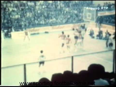 Basquetebol :: Sporting - 99 x Benfica - 91 Fase Final de 1981/1982