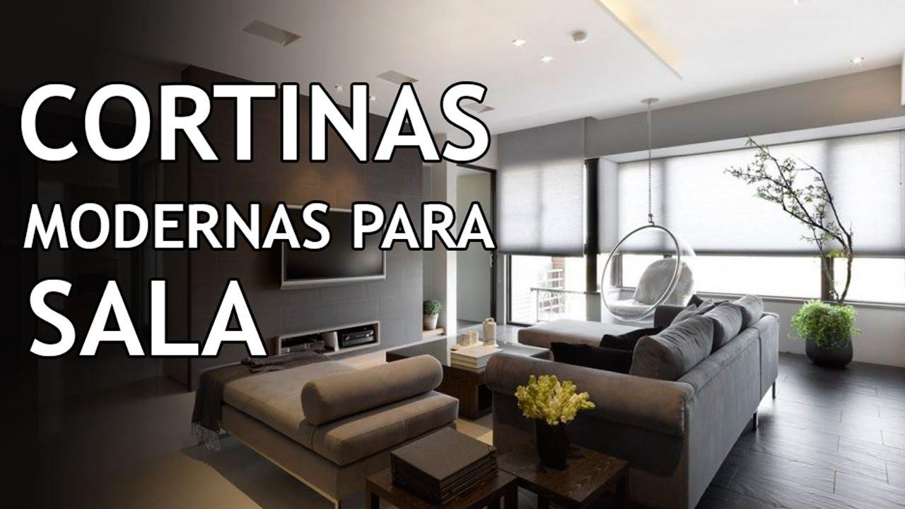 Cortinas Modernas para Sala, Cortinas en Perú, Cortinas en ...