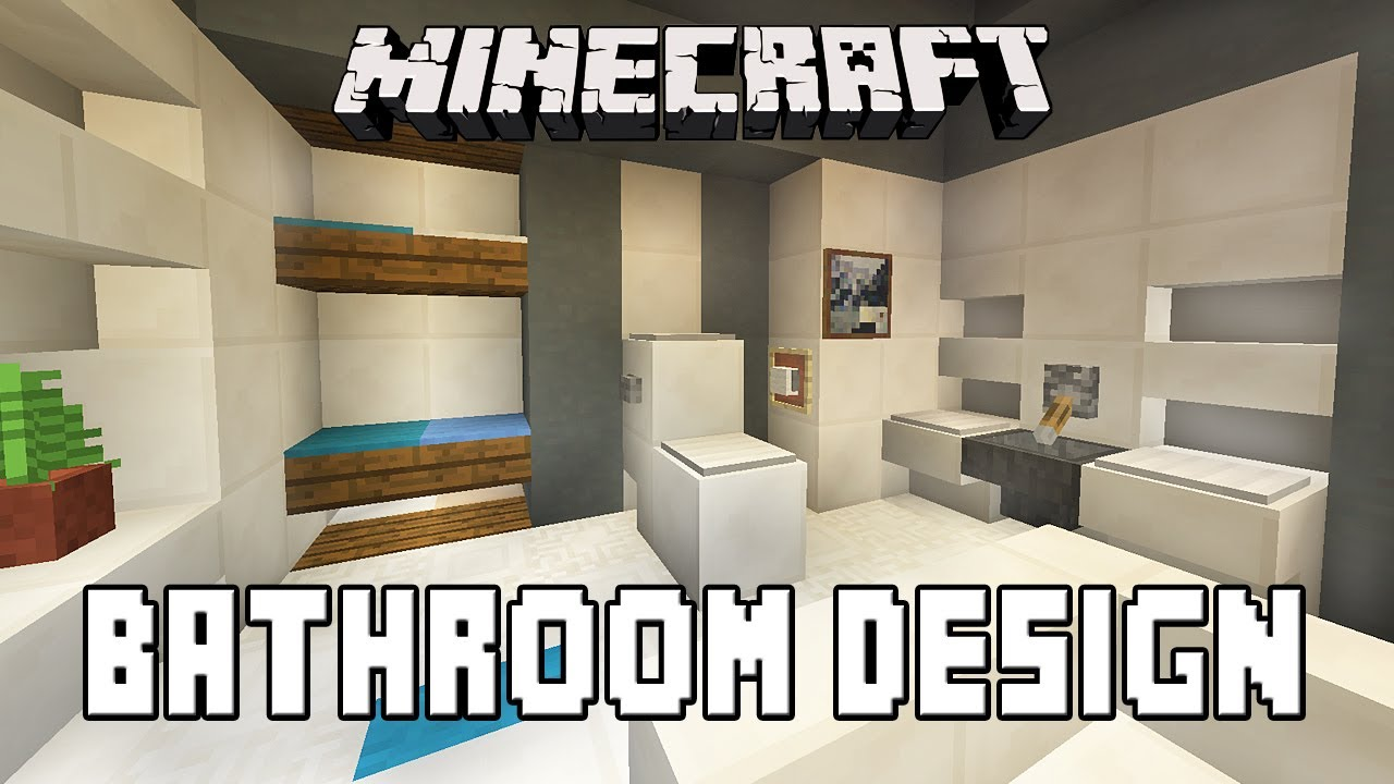 Minecraft Tutorial How To Build A Modern House Ep 7