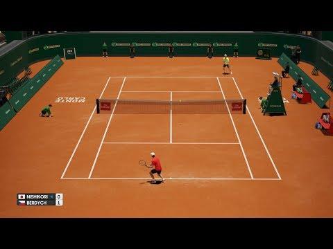 Kei Nishikori vs Tomas Berdych