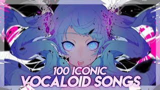 100 Iconic VOCALOID Songs That Every Fan Should Know
